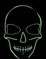 Neon skelet maske