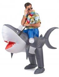 Kostume oppustelig haj
