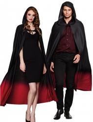 Kappe sort til rød Halloween voksne
