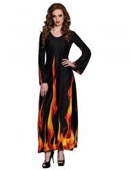 Kostume flamme fra helved Halloween