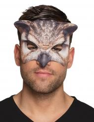 Ugle maske voksen