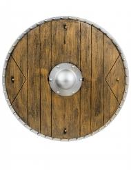 Skjold middelalder kriger 40 cm