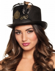 Tophat tandhjul Steampunk