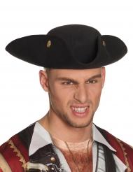 Trekorn hat sort til voksne