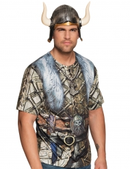 T-shirt viking til voksne