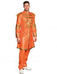Kostume pop orange til voksne