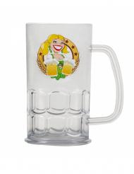 Ølkrus til Oktoberfest 14 cm