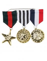 Æresmedaljer 3 stk.