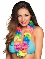 Hawaiikrans multifarvet luxe