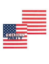 6 Papkrus American Party 25 cl