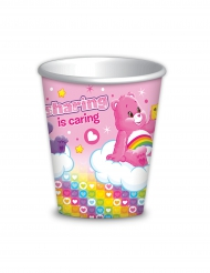 8 Krus med Carebears™ 260 ml