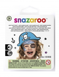 Sminke mini kit pirat Snazaroo™