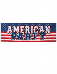 Banner American Party 220 x 74