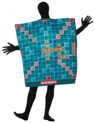 Scrabble™ kostume til voksne