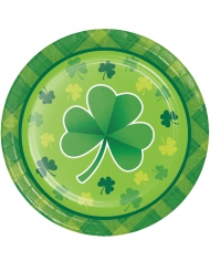 8 Små St. Patricks Day 18 cm