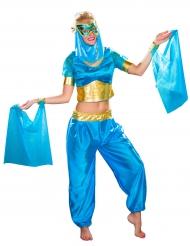 Kostume ørken prinsesse til kvinder
