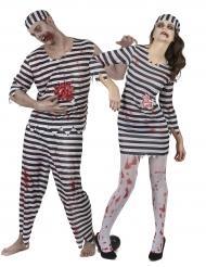 Kostume zombie fanger Halloween