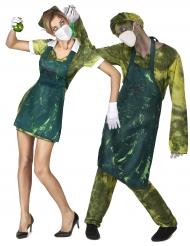 Parkostume radioaktiv medicin Halloween