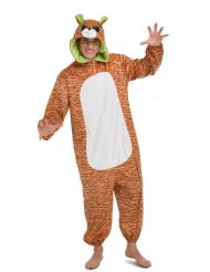 Kostume tiger dragt til voksne