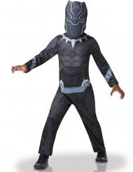 Kostume klassisk Black Panther Avengers Assemble™ til børn