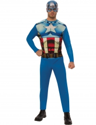 Kostume Captain America™ til voksne