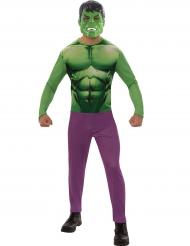 Kostume Hulk™ til voksne