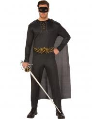 Kostume Zorro™ til voksne