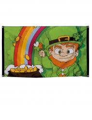 Flag 90 x 150 cm St Patrick