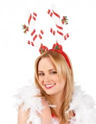 Hårbånd julestok til voksne