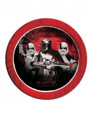 Tallerkener 8 stk Star Wars The Last Jedi™