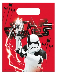 Gaveposer 6 stk. Star Wars 8 - The last jedi™