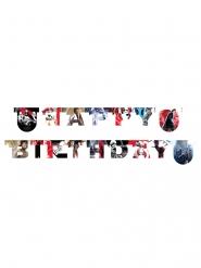 Guirlande Happy Birthday Star Wars 8 The Last Jedi™