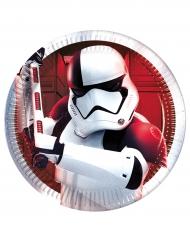 Tallerkener 8 stk. Star Wars 8 - The Last Jedi™ 20 cm