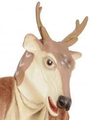 Maske rensdyr latex