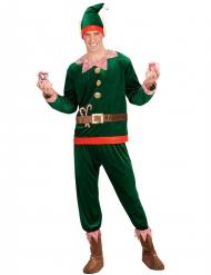 Julealf - alfekostume til mænd