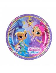Shimmer & Shine™ paptallerkener