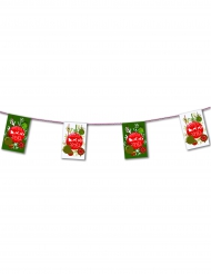 Guirlande julekugler