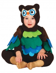 Kostume ugle til babyer