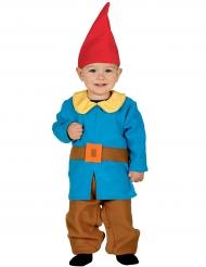 Kostume lille nisse til babyer