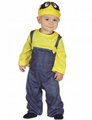 Kostume gul håndlanger til babyer