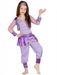 Kostume orientalsk ballerina lille til piger