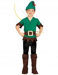 Kostume dreng fra skoven til drenge