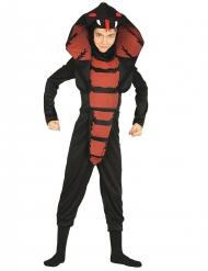 Kostume ninja cobra til drenge