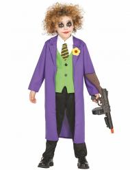 Kostume klovne joker til børn