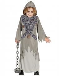 Kostume gråt spøgelse med kæder Halloween