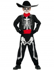 Dia de los Muertos kostume til drenge