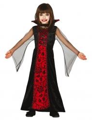 Halloween grevindekostume til piger