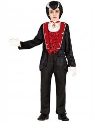 Kostume dyster greve til drenge Halloween