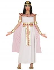Kostume egypter i rosa og guld til kvinder