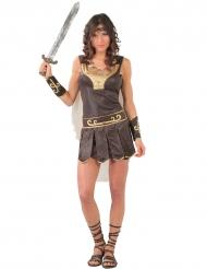 Kostume romersk kriger til kvinder